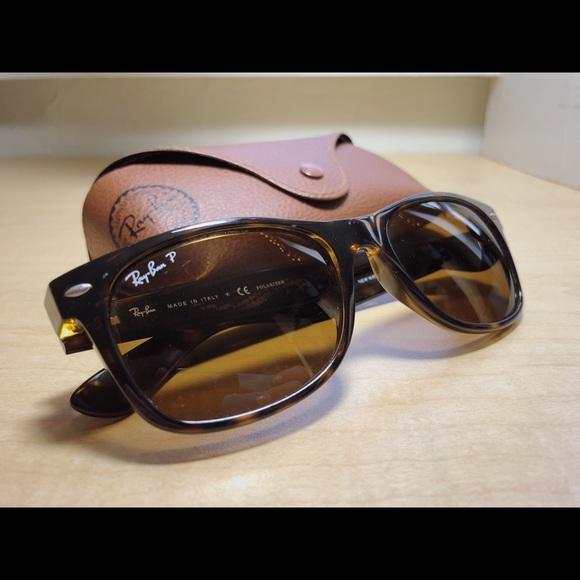 2557cf60b5 ... canada polarized ray ban new wayfarer sunglasses d7a63 476de